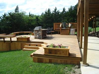 Mosaic Outdoor Living & Landscapes · Deck