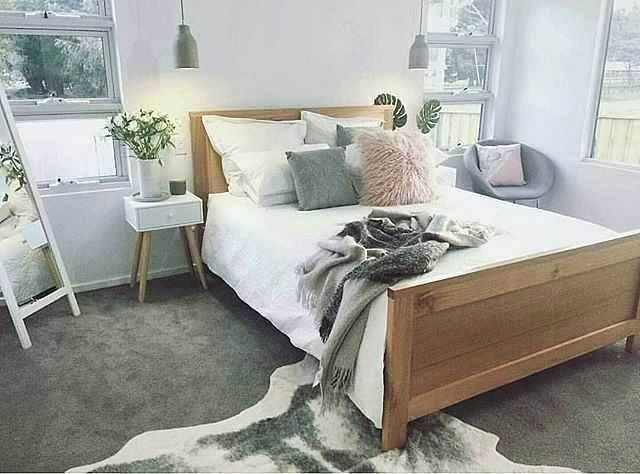 This room is styled with Kmart homewares