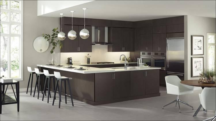 Classy Kitchen That Make The Cut: Modern Version : Green Gray Kitchen  Scheme