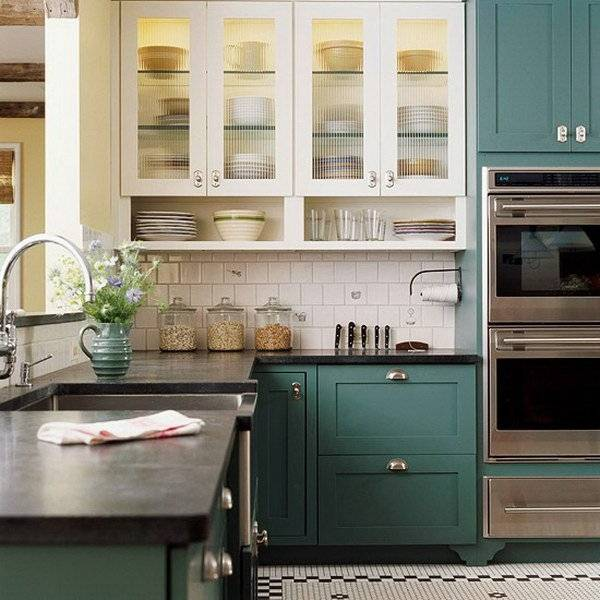 Fullsize of Robust Painted Kitchen Cabinet Ideas Painting Kitchen Cabinets  Color Ideas S Green Painted Kitchen