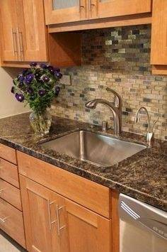 backsplash ideas for oak cabinets kitchen with oak cabinets kitchen kitchen  with oak cabinets how to