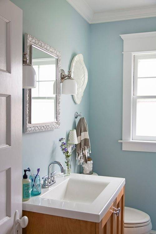 blue bathroom paint blue bathroom ideas crystal spring by contractor blue  bathroom ideas blue gray bathroom