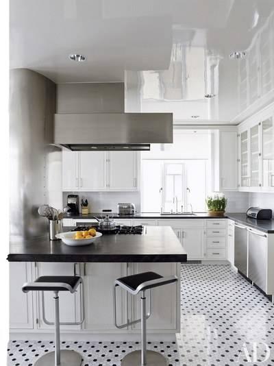 black and white kitchen backsplash ideas