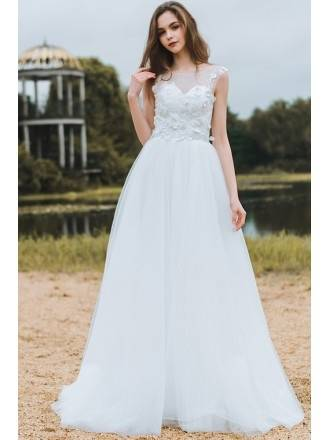 Modern Wedding Dress Accessories With Extra Affordable Boho Wedding Dresses