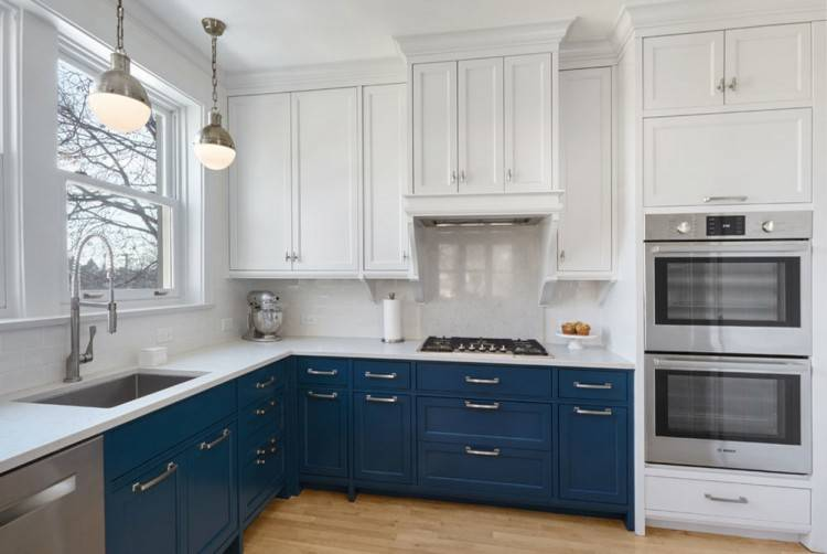 two tone cabinets in kitchen two tone kitchen cabinets kitchen tone kitchen  cabinets trend are glazed