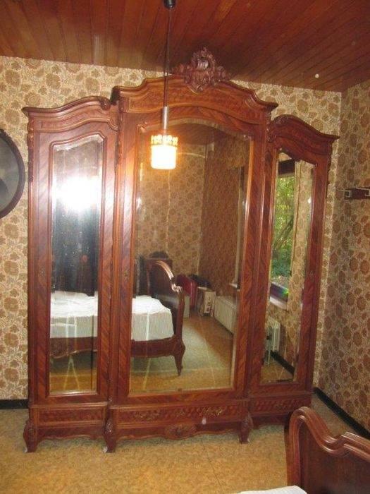 Louis XV Queen Bedroom Set