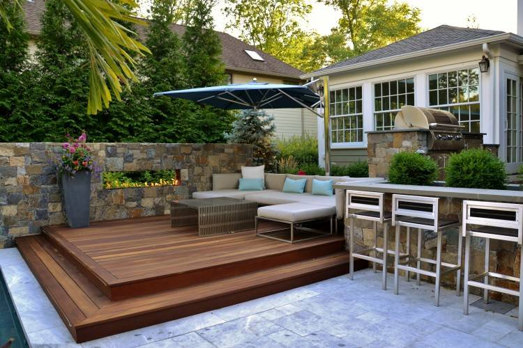 Close your eyes and imagine your outdoor living space