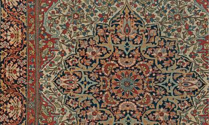 Typical specifications for commercial carpet
