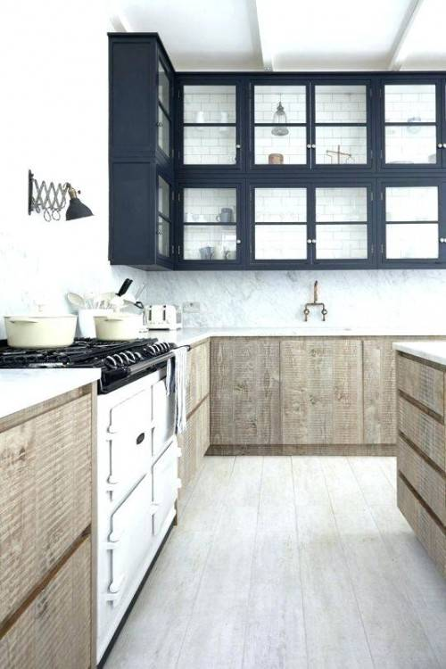 Two Tone Kitchen Cabinets To Reinspire Your Favorite Spot · View in  gallery