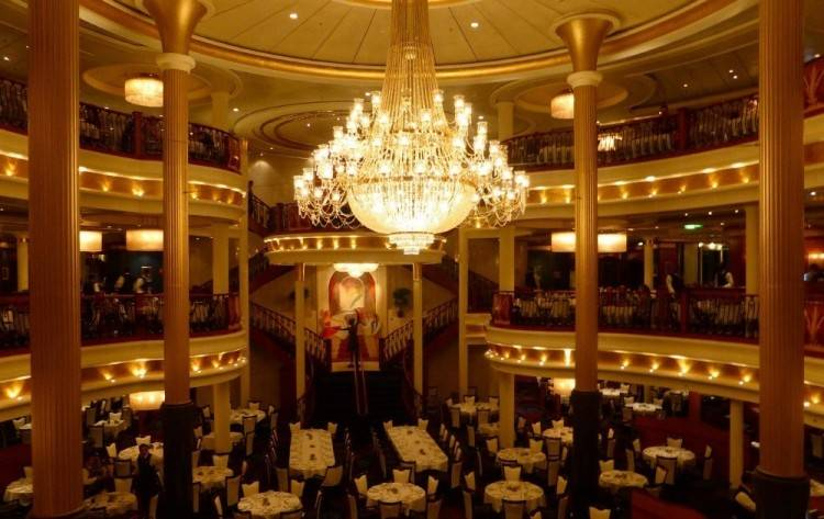 Navigator of the Seas Sapphire Dining Room  picture