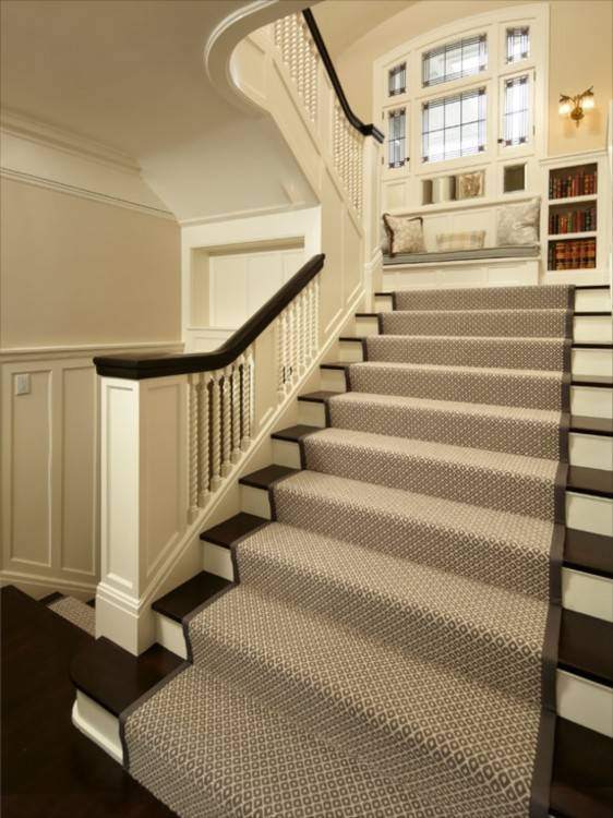 cost of carpet for stairs