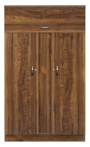 Wardrobe, drawers, bedside table, shoe rack