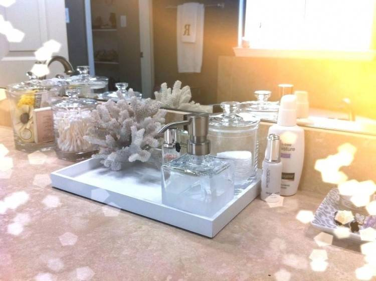 bathroom vanity  decor decorating ideas