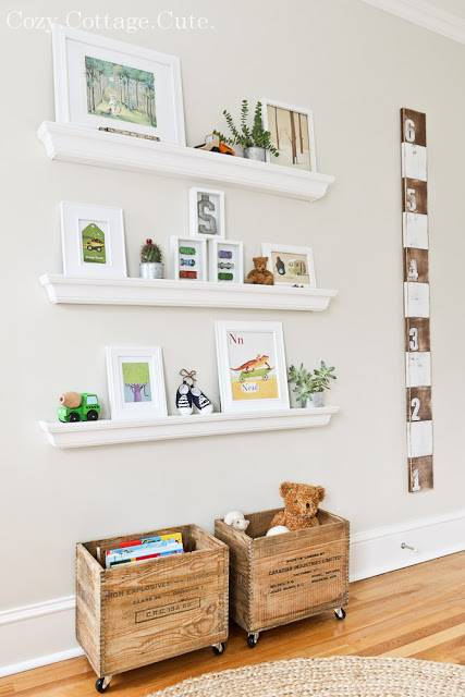 It  creates the perfect space for stuffed animals, toys, or even those products  that