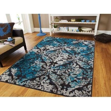 bedroom rugs walmart