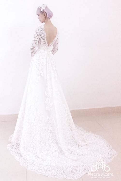 Wedding dresses 2018 by Meera Meera Fashion Concept