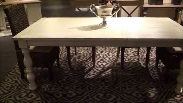 Imperial Dynasty Dining Table and 6 Chairs