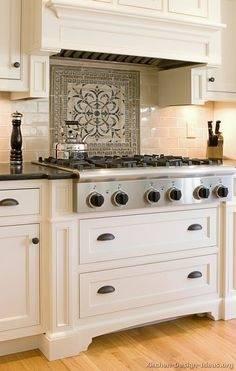 Full Size of Kitchen Decoration:kitchen Backsplash Ideas For Dark Cabinets  Kitchen Backsplash Home Depot