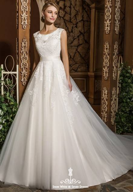 Customized Feminine Cap Sleeve Wedding Dresses, White Cap Sleeve Wedding  Dresses, Long Wedding Dresses, 2017 Beading A Line Round Neck Sexy Long  Beach/Coast