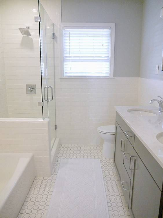 Remodeling your bathroom doesn't have to cost a fortune