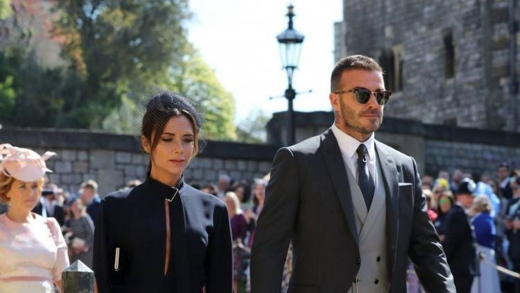 Guests Arrive at the Royal Wedding 2