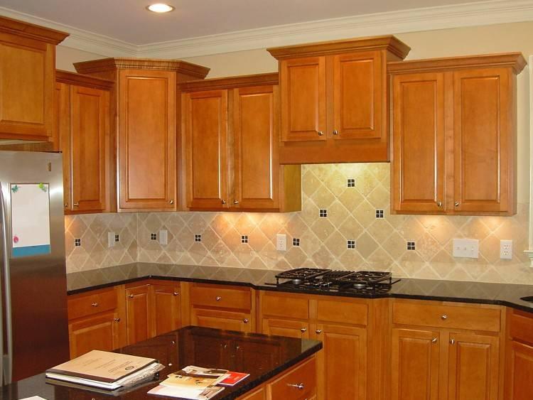 backsplash ideas for oak cabinets kitchen ideas with oak cabinets the  kitchen remodel using existing oak