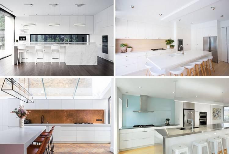 white kitchen backsplash ideas