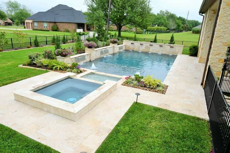 Woodlands Custom Pool Builder and Design 6