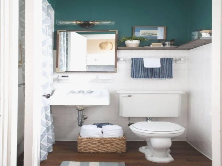 small apartment bathroom