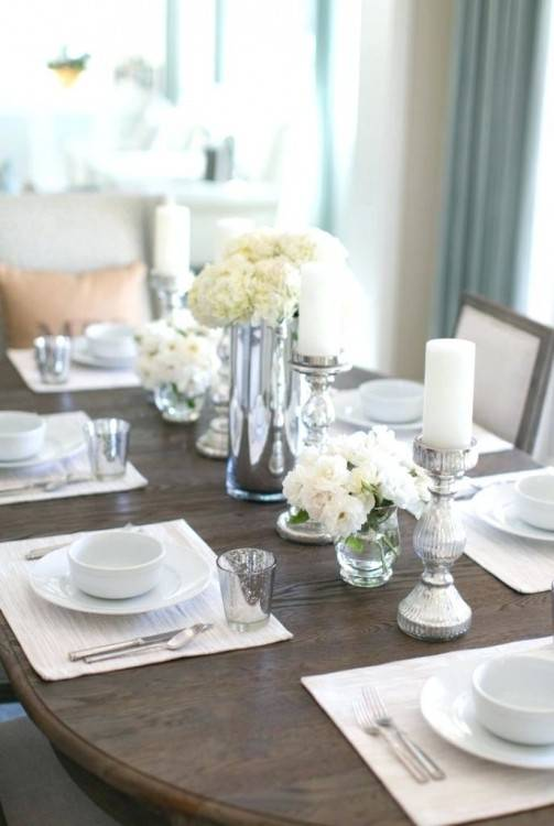 dinner table decor ideas dinner table decor ideas kitchen table decorating  ideas kitchen tea table decorations