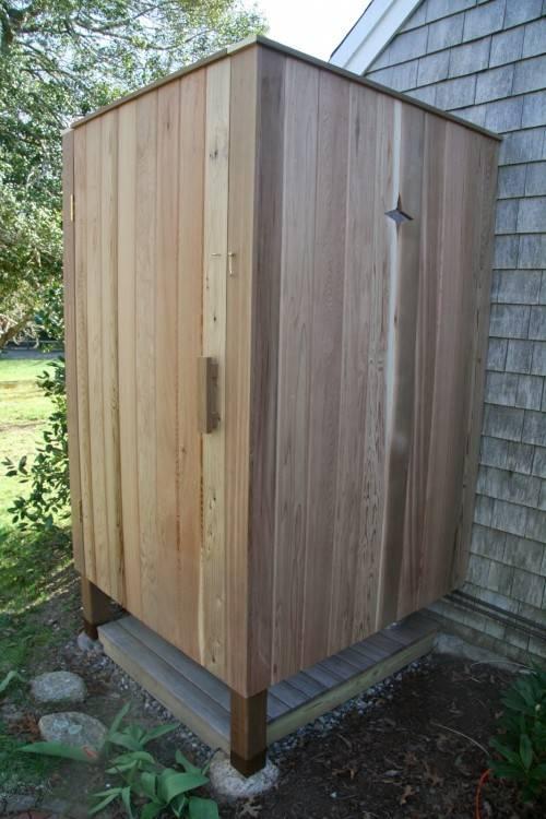 wooden outdoor shower wooden outdoor shower enclosure lattice floor base  drain wooden outdoor shower kit australia