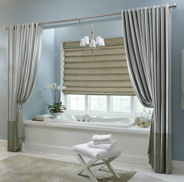 shower curtain valance