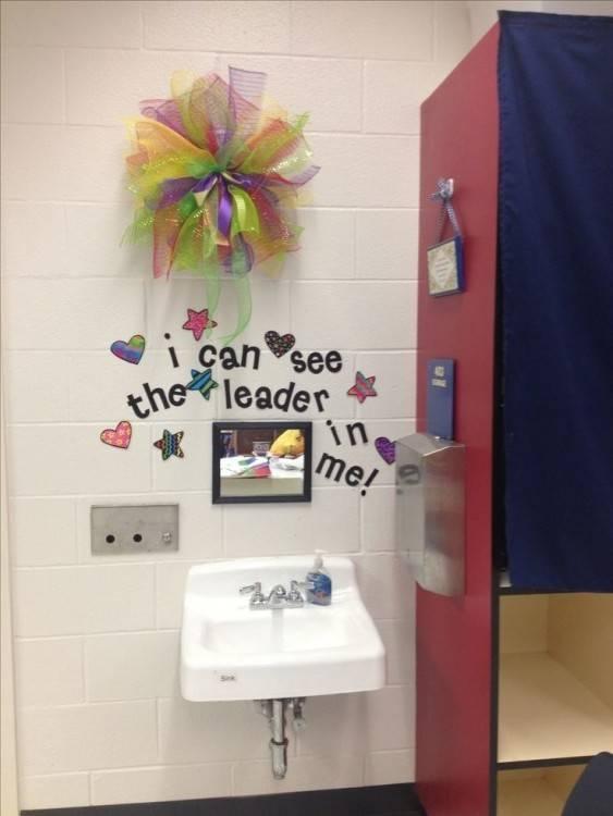 [Bathroom Picture] Preschool Bathroom School