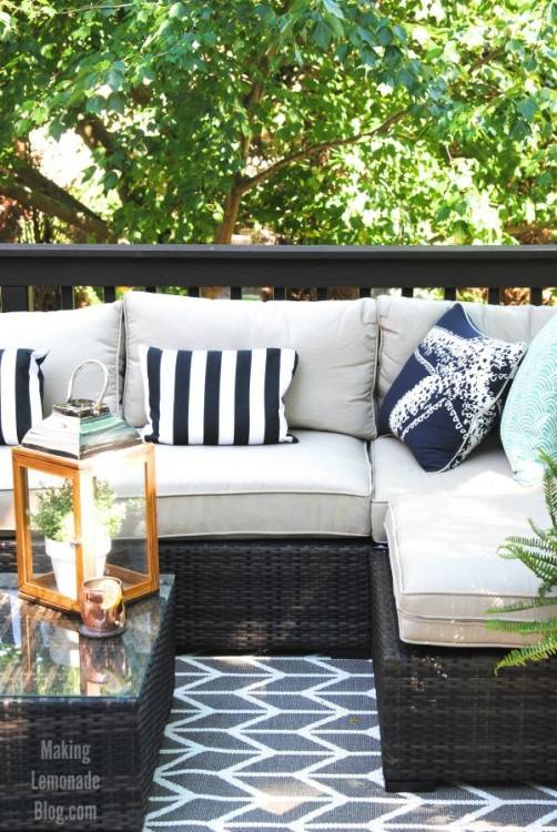 All you need at first is the determination to improve your yard design with  a DIY piece of furniture