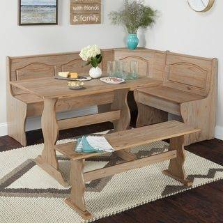 Color: 6' Rough Cut Rustic  Western Dining Room Set