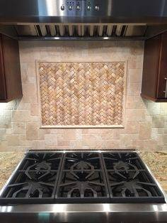 natural stone backsplash cleaning natural stone kitchen backsplash