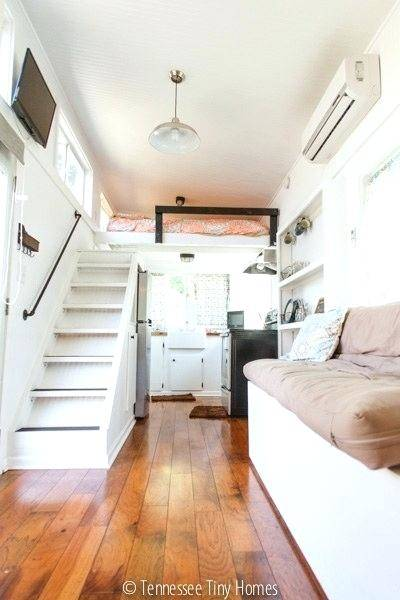 tiny house bed ideas
