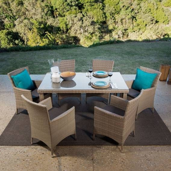 8 seater table expandable