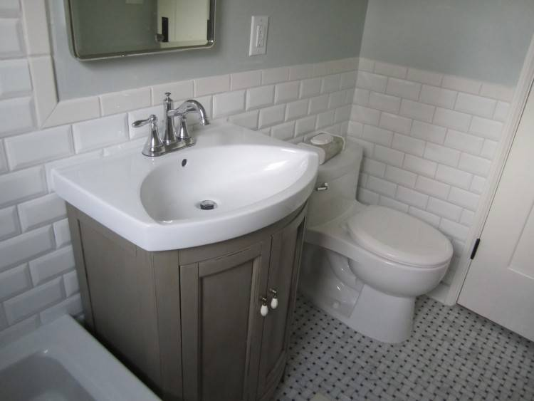 Grey bathroom cabinets (grey bathroom ideas) #GreyBathroom #cabinets #Ideas  Tags: Grey bathroom paint Grey bathroom tile grey bathroom vanity grey  bathroom