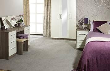 Defehr  Milano6 Drawer Dresser; Defehr Milano6 Drawer Dresser