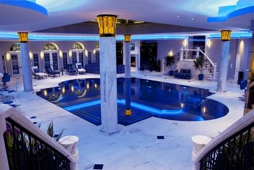 small indoor pool design pretty relaxing designs residential houses po