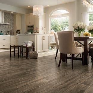 gray hardwood floors in kitchen is hardwood floor in a kitchen a good idea  white kitchen