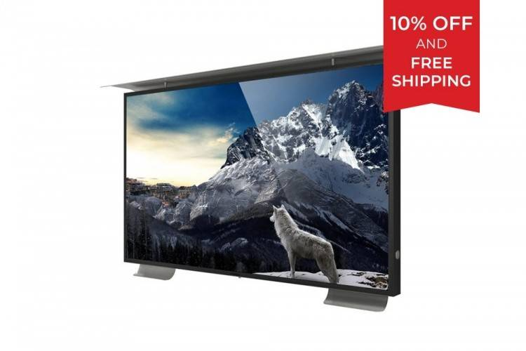 One Time Fee for Free HDTV