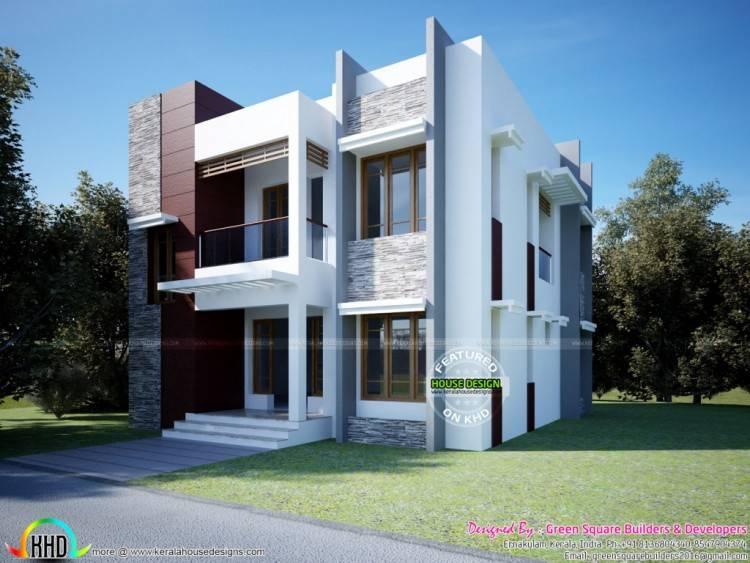 Modern Mediterranean House Design