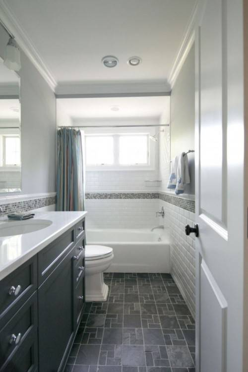 hall bathroom ideas