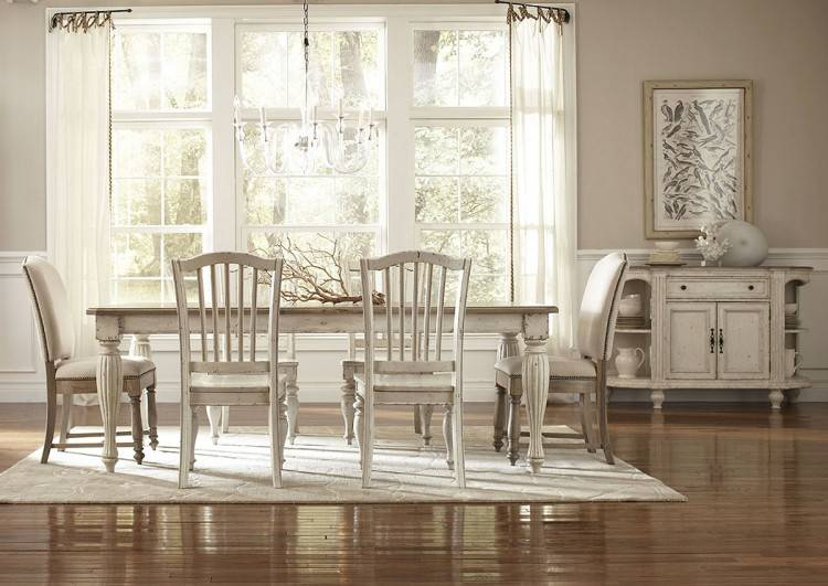 Luxury Oval White Dining Table Design With Distinctive Dining Chairs With  Black Chair Cushions From Coventry Dining Room Furniture Kitchen Dining Room
