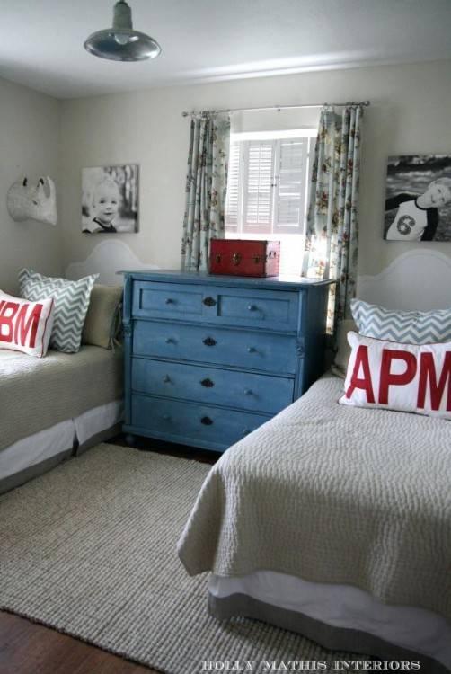 red black white bedroom decor ideas
