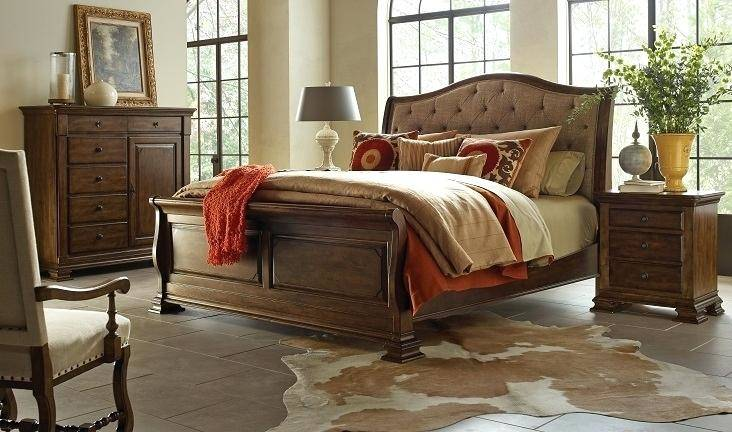 Cherry Park Bedroom Collection