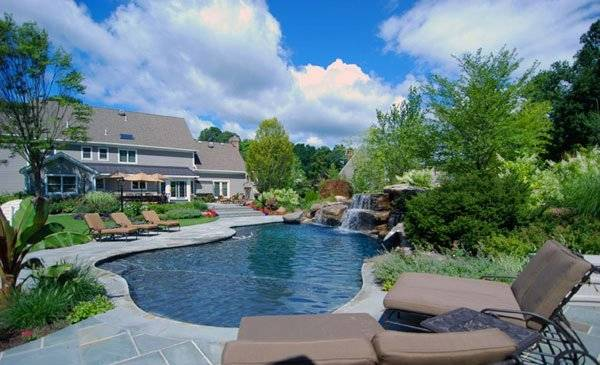 landscape ideas for pool area swimming pool garden design pool landscape  plants landscape for pool best