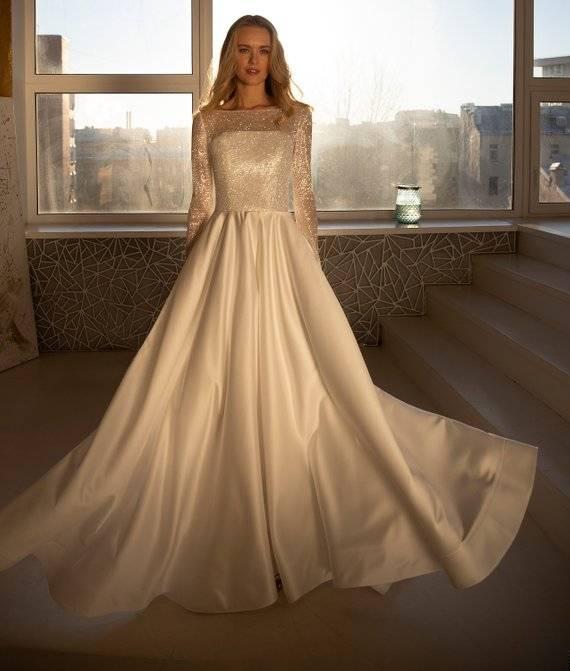 Discount 2019 New Arrival Wedding Dresses Olivia Bottega Off The Shoulder  Lace Sequins Court Train Bridal Gowns Plus Size Vestidos De Noiva Wedding  Dresses
